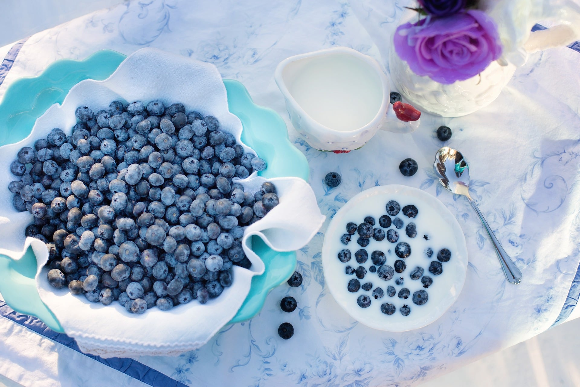 Foods for hypothyroidism - berries