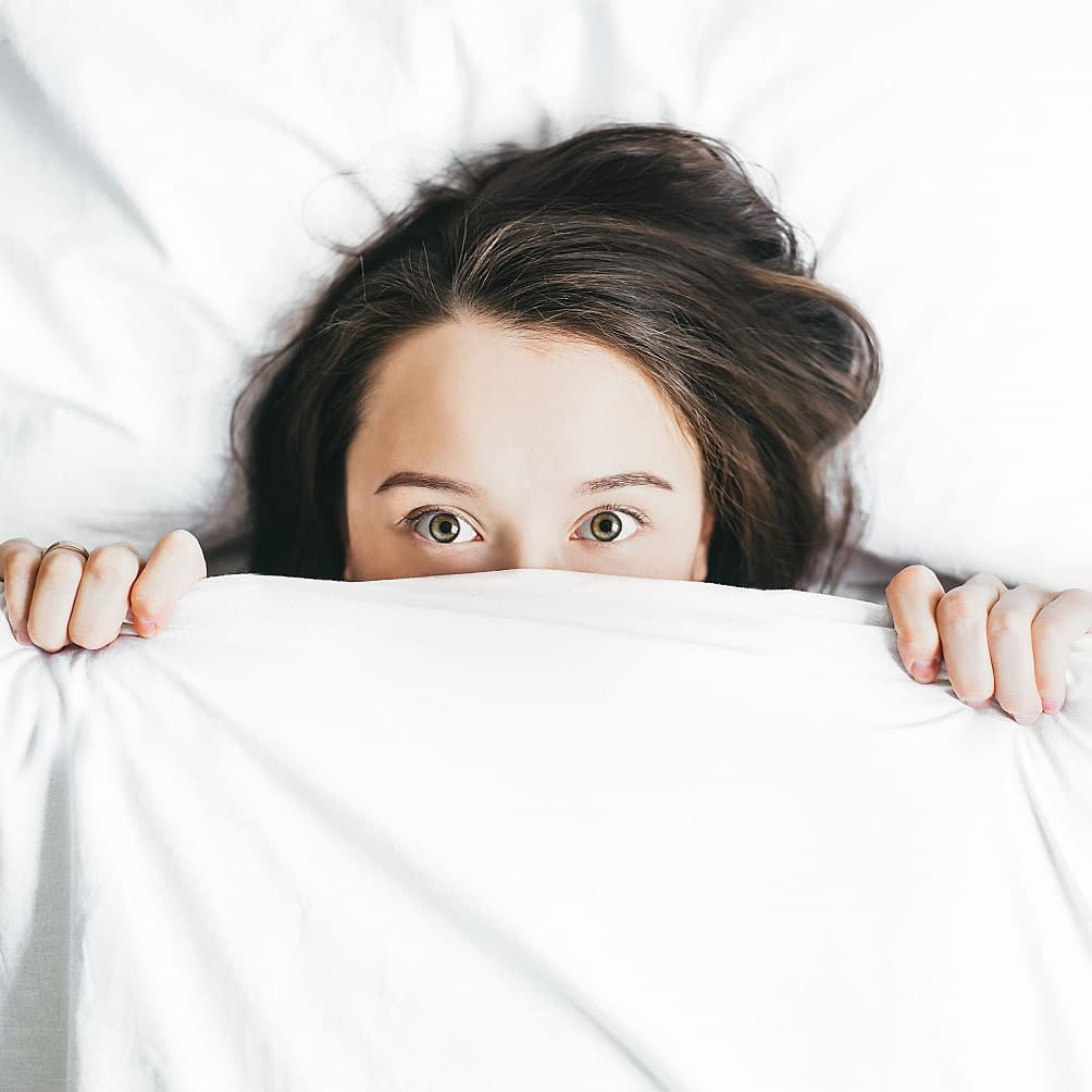 Are hormones keeping you up at night?