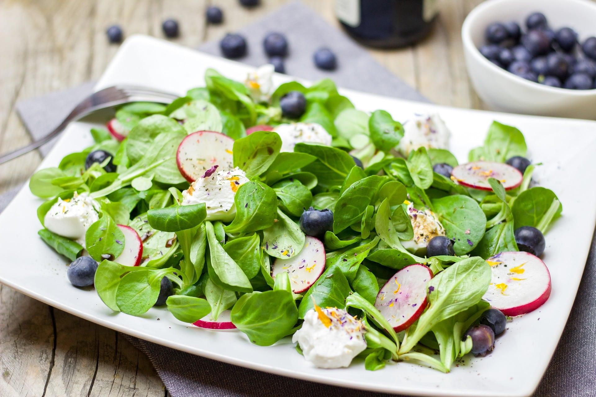 Salad foods for hypothyroidism