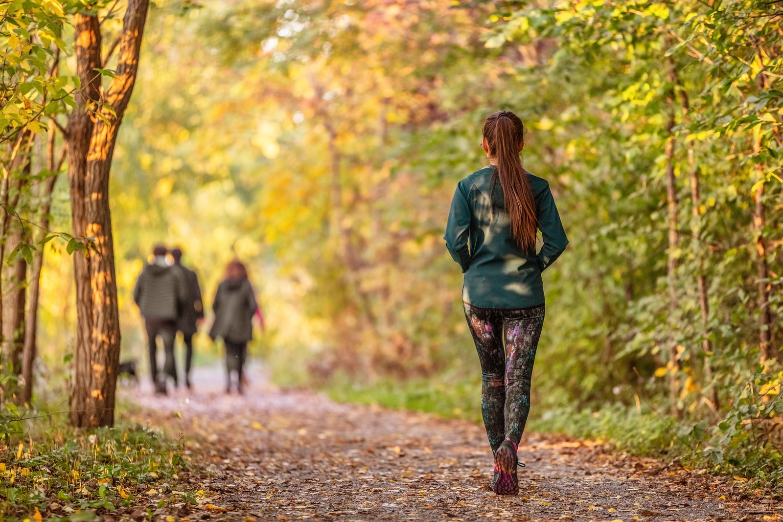Walk or try yoga to beat bloat on Thanksgiving