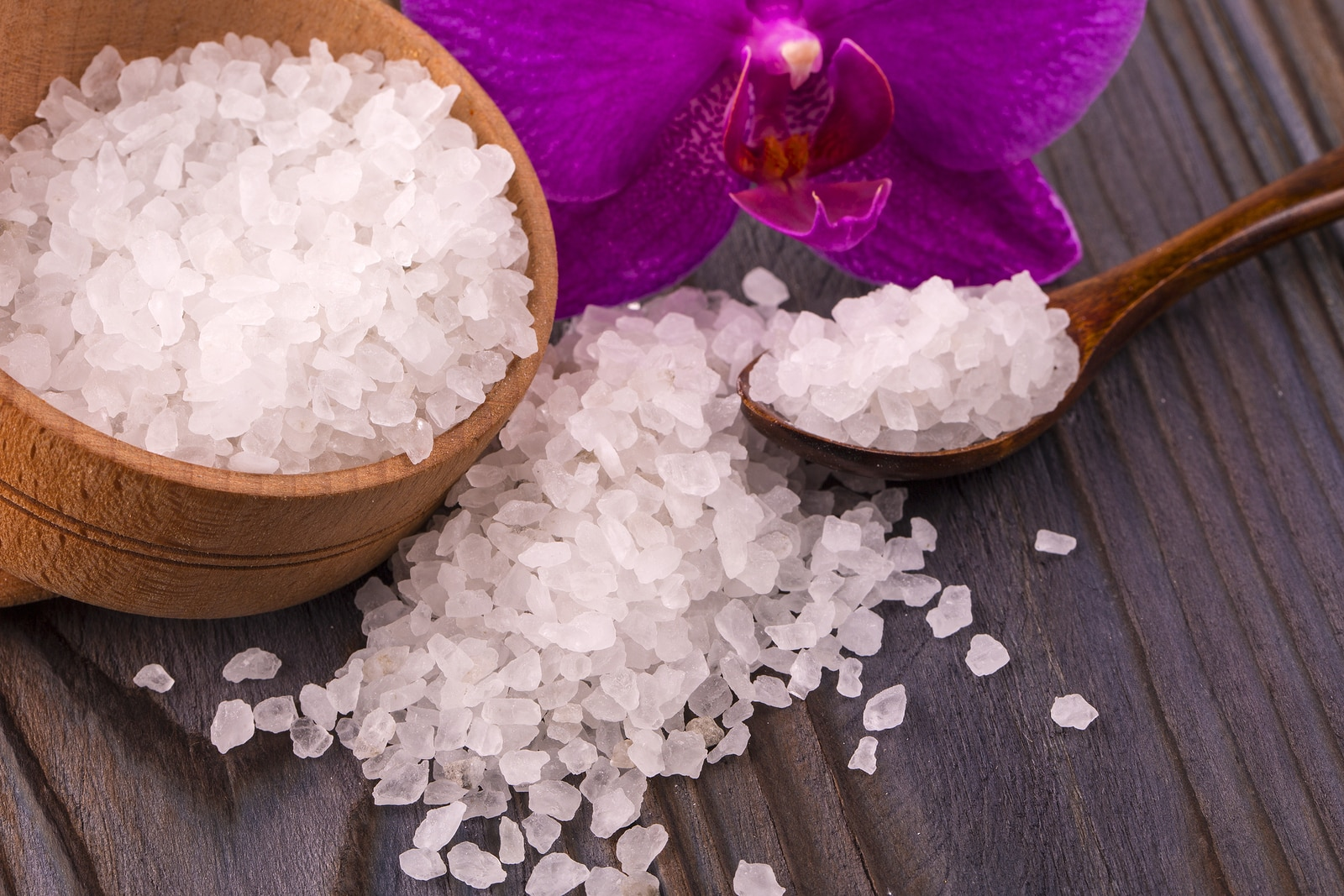 Epsom salts to help with hormone balance symptoms
