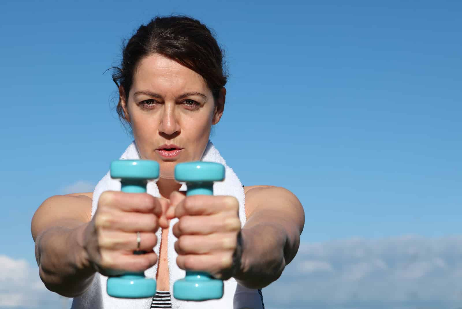 Resistance training for perimenopause weight loss and belly fat.