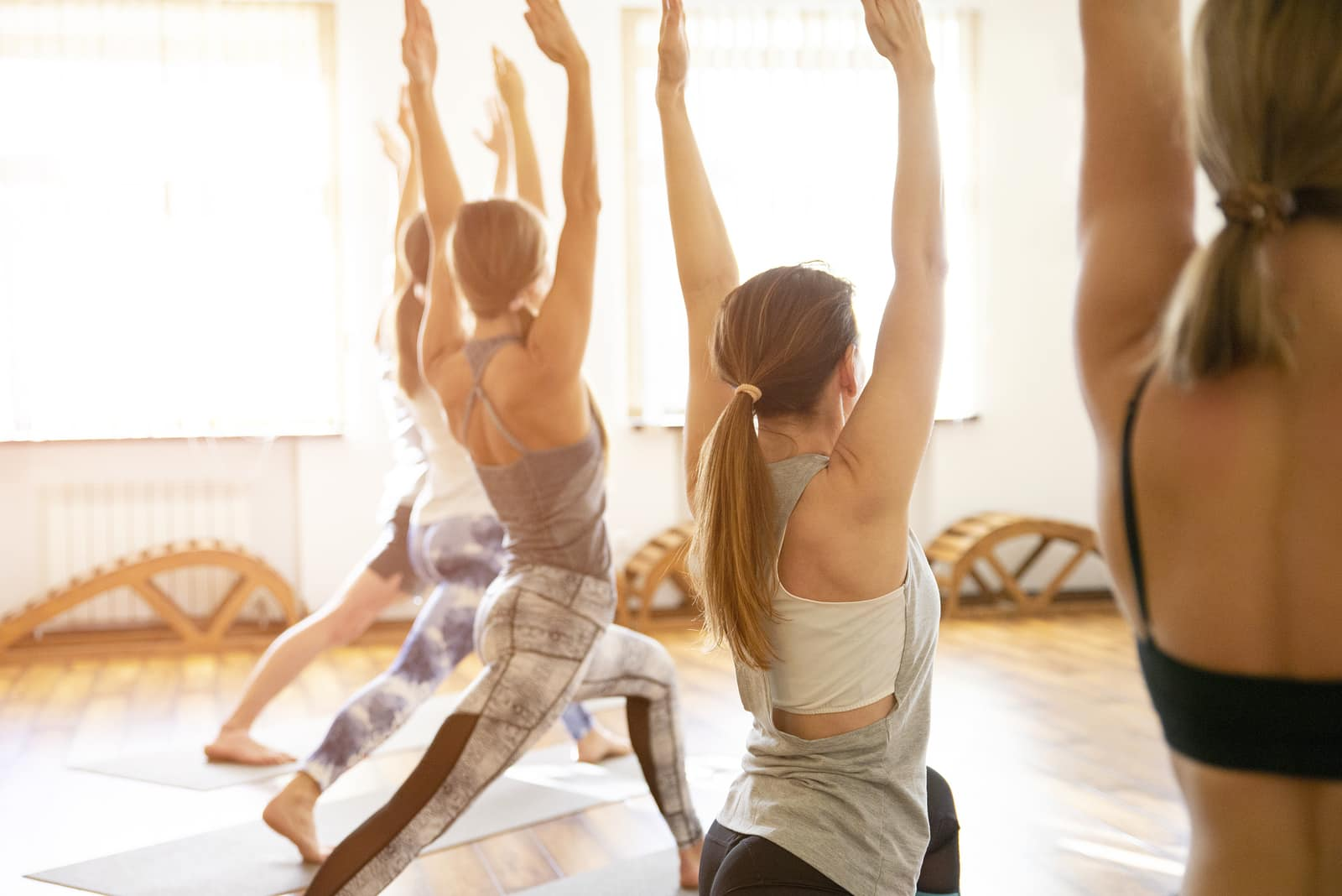 Hot yoga and fertility: what to consider