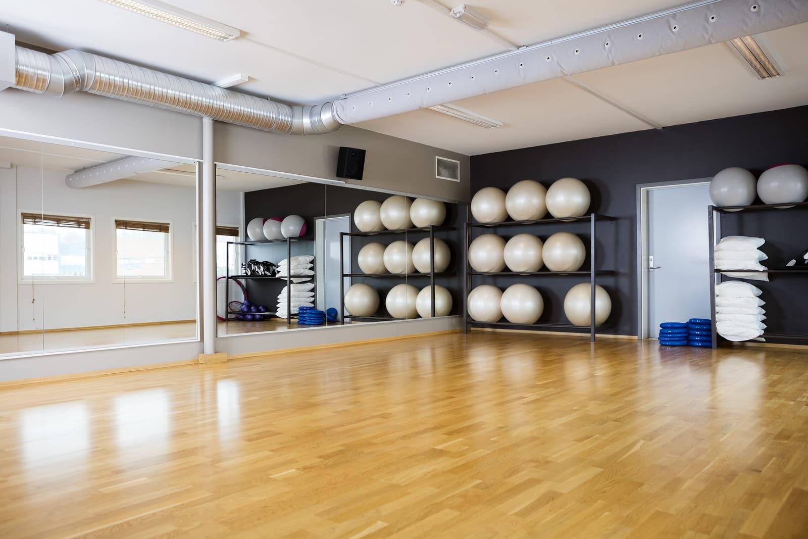 Hot yoga and fertility- studio