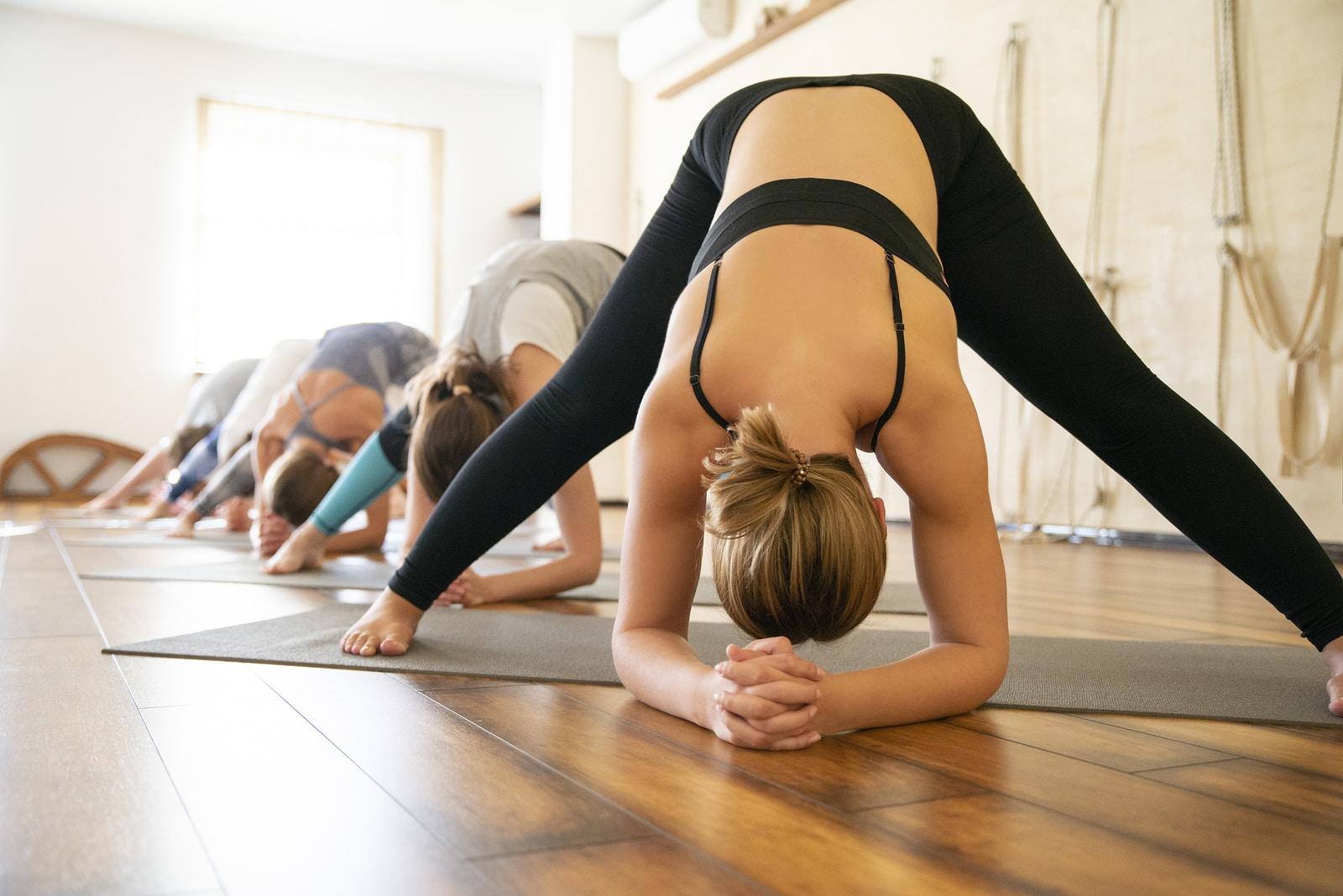 Hot yoga and fertility