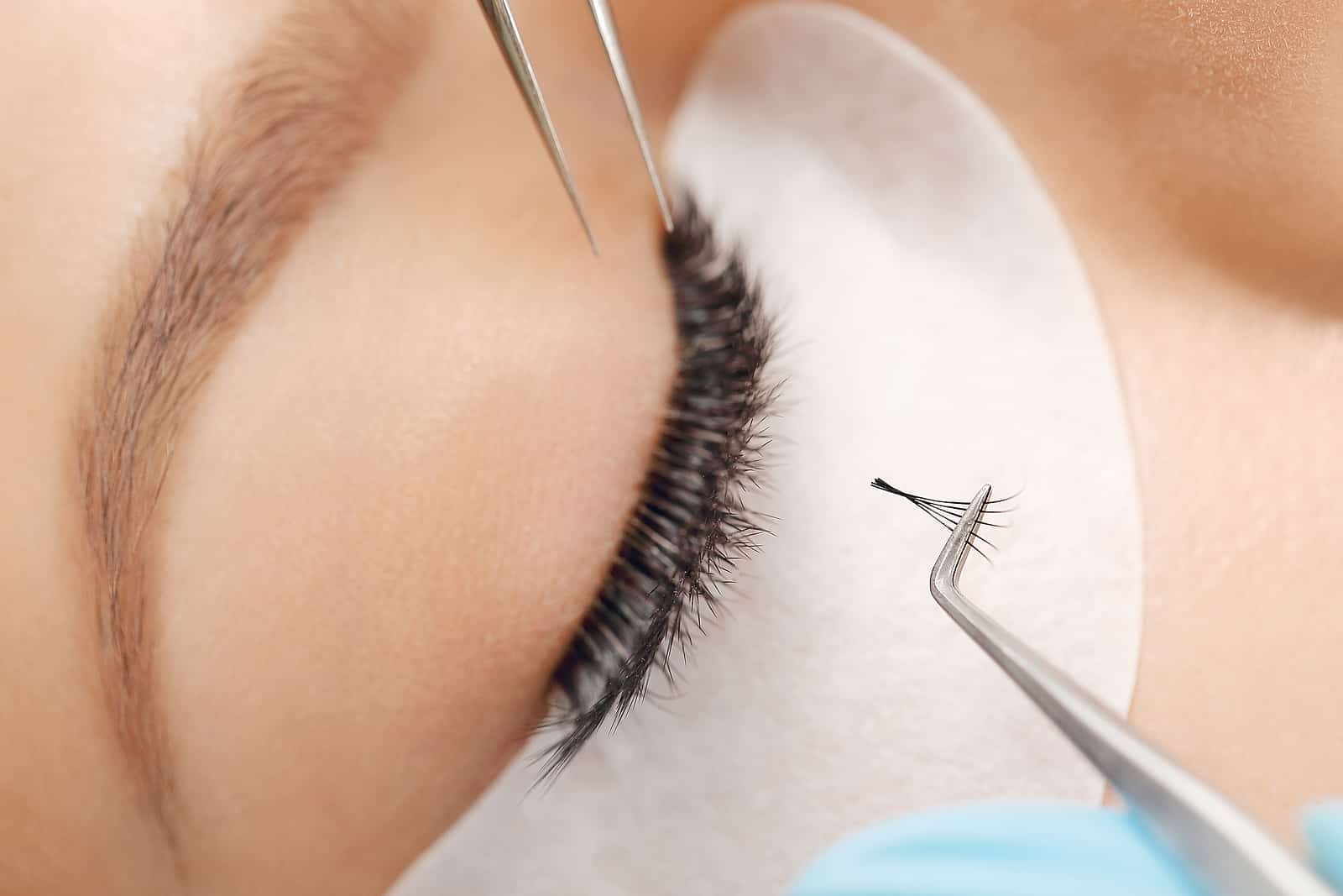 Is lash extension glue toxic? Dr. Anika explains