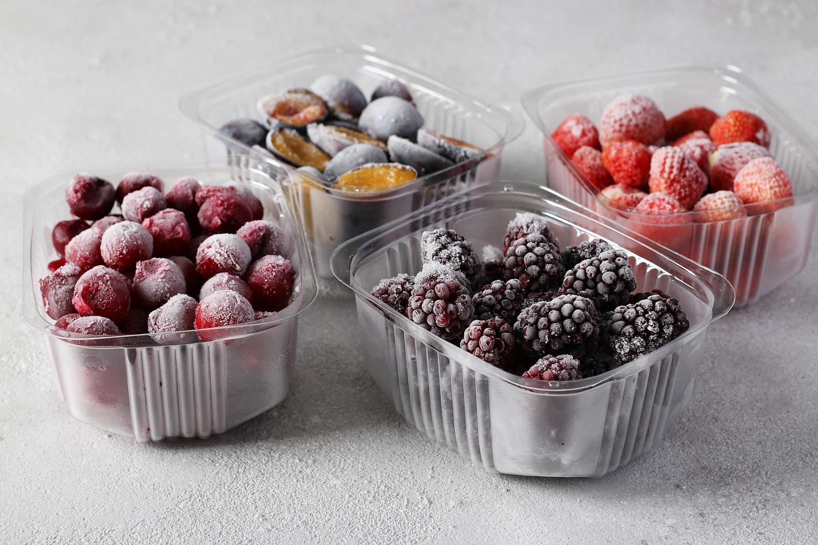 Toxins that affect fertility - frozen berries- pesticides