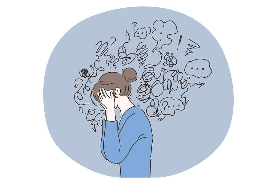 Is anxiety bad for my heart? Don't freak just yet
