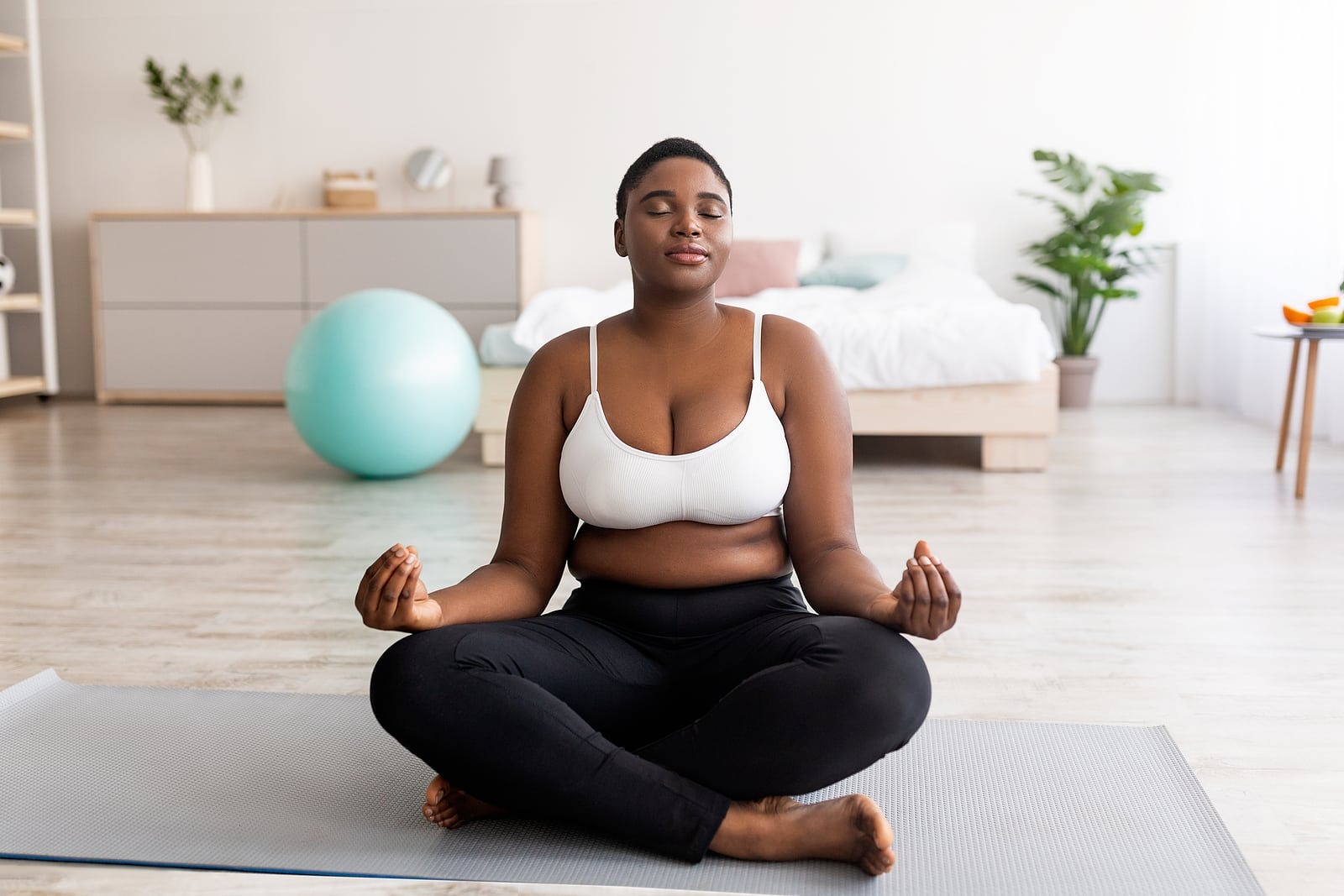 Yin yoga for hormones—that's a yes, please